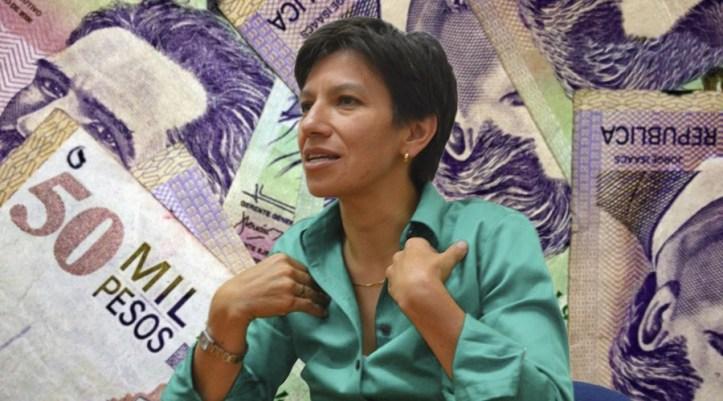 Claudia López pagó cuentas personales con dinero de Bogotá – Oiga ...