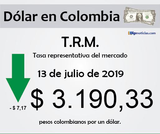 dolar 13jul2019