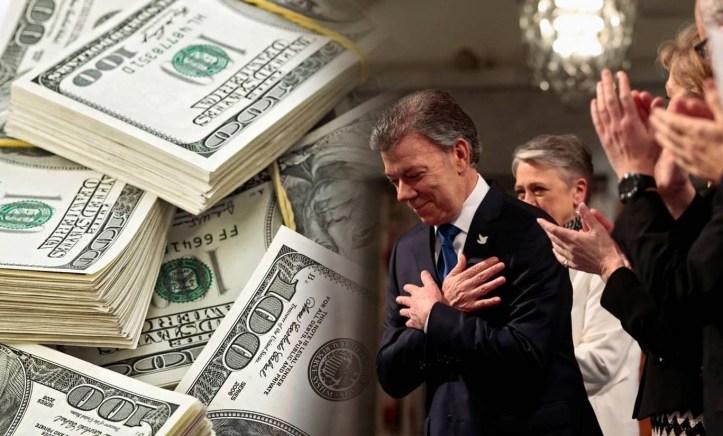 Resultado de imagen para santos dinero oiga