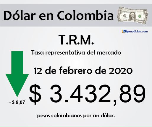 dolar 12feb20
