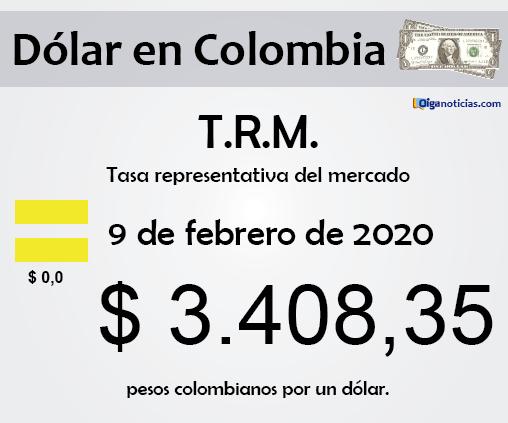 dolar 9feb20