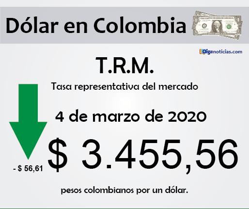 dolar 4mar20