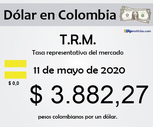 dolar 11may20