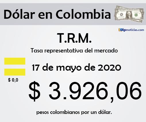dolar 17may20