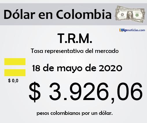 dolar 18may20