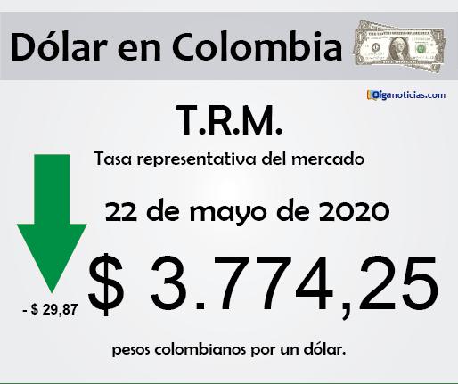 dolar 22may20