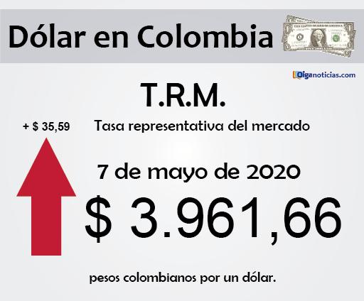 dolar 7may20