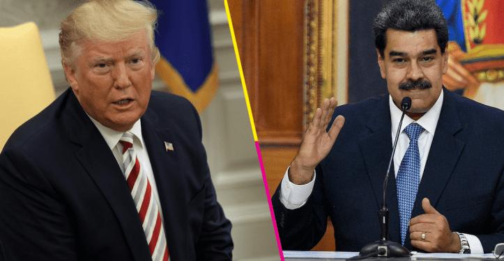 Donald-Trump-Maduro-negociación