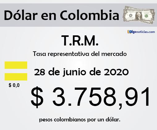 dolar 28jun20