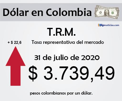 dolar 31jul20