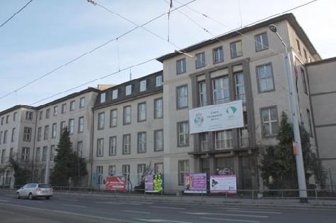 StasiZentrale Dresden mutiert zur Wohnanlage