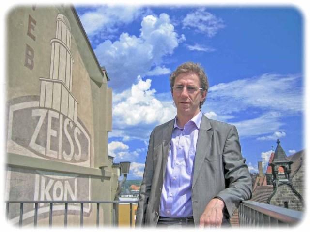 Roland Schwarz. Foto: Heiko Weckbrodt
