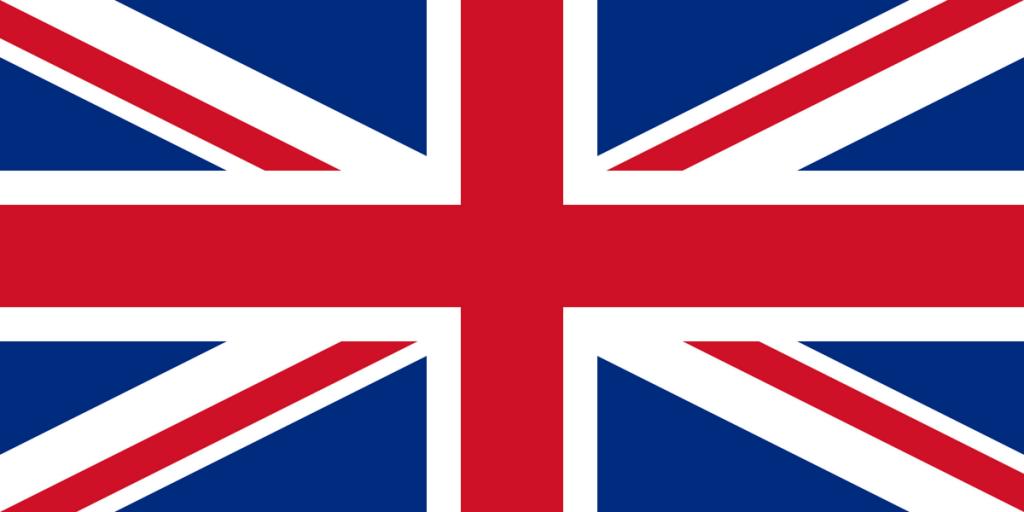 bandera inglés - Organismo Internacional de Juventud para Iberoamérica