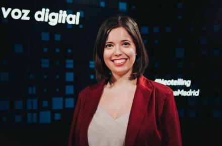 Rocío Martín López.  Innovation Product Manager en The Valley Digital Business School