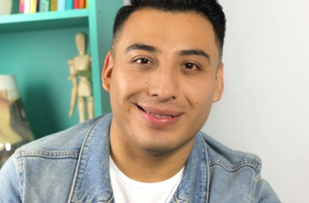 Ricardo Chan. Ganador del Premio Iberoamericano de Juventud 2019. CEO y fundador de Sí a vivir no a sobrevivir.