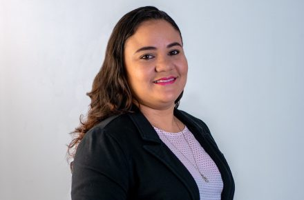 Marley Silva Dawson. Viceministra del Ministerio de Juventud de Nicaragua.