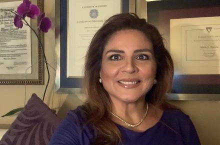 Marisol Argueta de Barillas. Directora Principal para América Latina y Miembro del Comité Ejecutivo del Foro Económico Mundial.