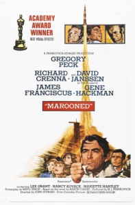 Marooned movie poster