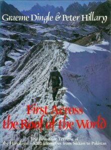 Cover of First Across the Roof of the World