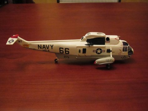 Starboard Sea King decals