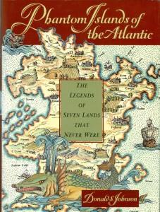 Cover of Phantom Islands Of The Atlantic