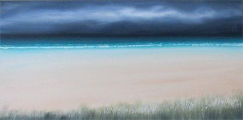 """Luskentyre Grass"" by Andrew John Craig"