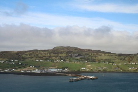 Uig harbour