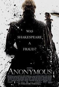 Anonymous film poster
