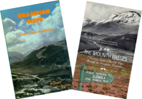Two books about the Mounth passes