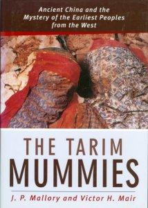 Cover of The Tarim Mummies