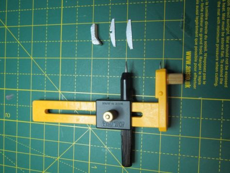 Circle cutter and parts