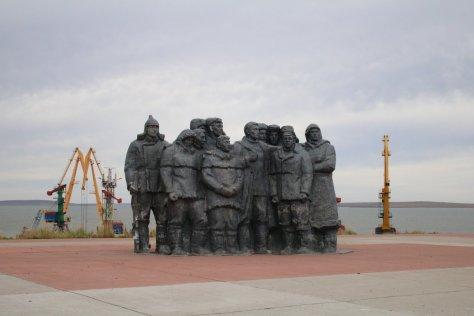 First Revkom Memorial, Anadyr