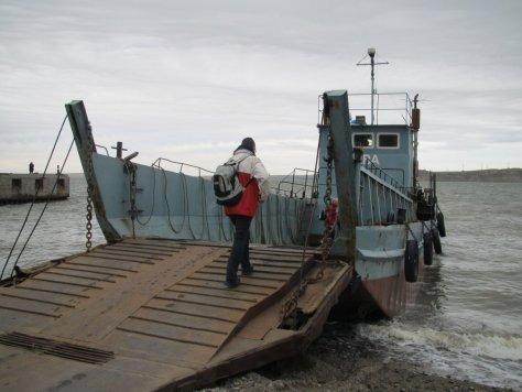 Neva Barge 1