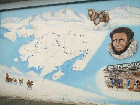 Iditarod route