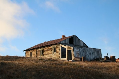 Abandoned Building 2, Doubtful Harbour, Wrangel Island