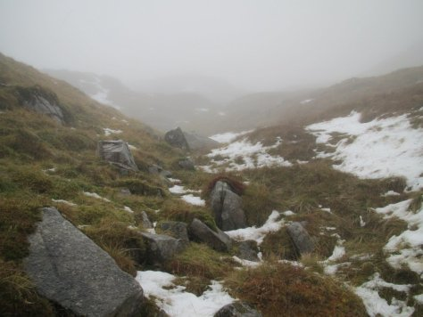 Ascent of Creach Bheinn