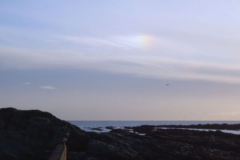 Sundog in St Andrews