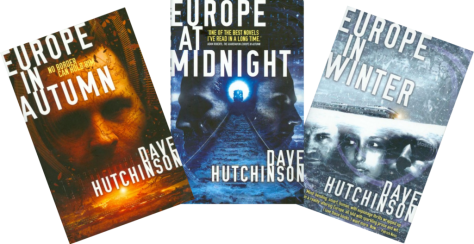 Fractured Europe sequence, Dave Hutchinson