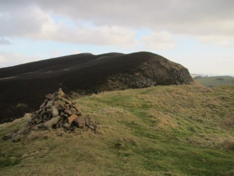 Black Hill from Dunsinane Hill
