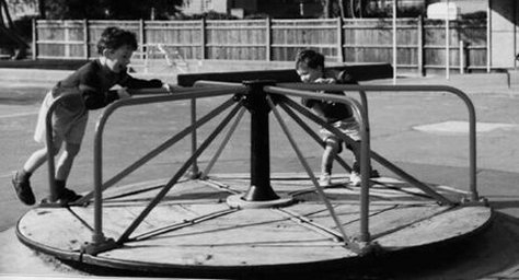 1960s roundabout
