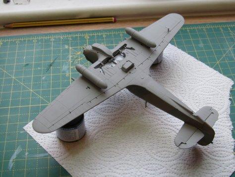 Hawker Hurricane IIC Temperate Land Scheme 3