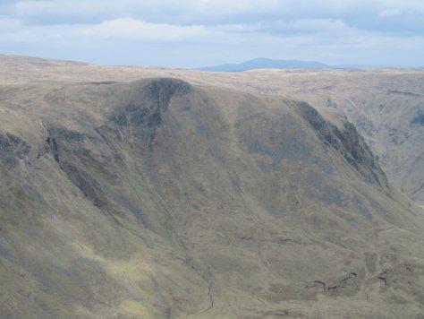 Caderg across Caenlochan Glen from Monega Hill