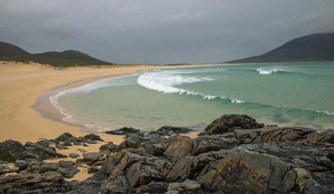 Scarista beach, South Harris