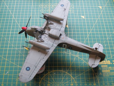 Hawker Hurricane IIC final view 4