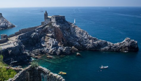 Church of St Peter, Porto Venere