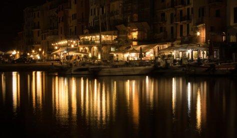 Porto Venere by night
