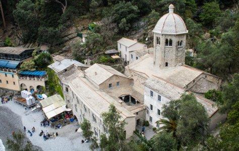 San Fruttuoso monastery