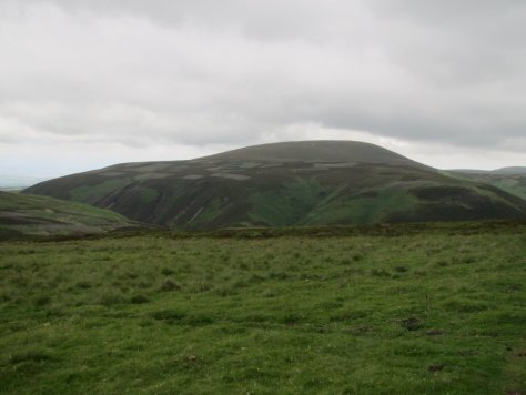 Black Hill from the south