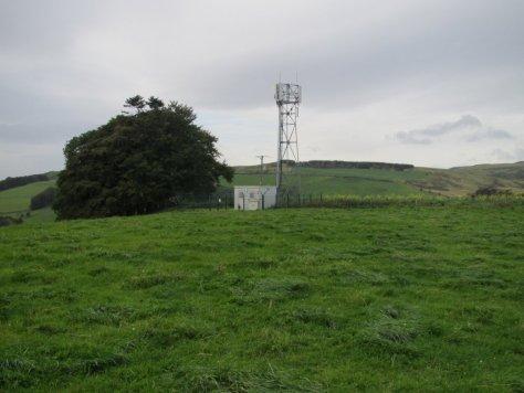 Summit of Craighead