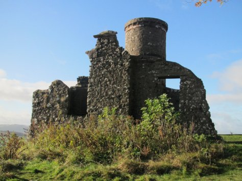Kinnoull Hill folly